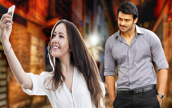 Selfie Photo With Prabhas Indian Celebrity Photos screenshot 7