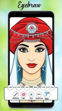 Princess Beauty Makeup screenshot 3