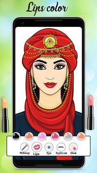Princess Beauty Makeup screenshot 1