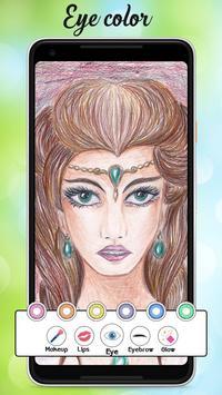 Princess Beauty Makeup screenshot 2