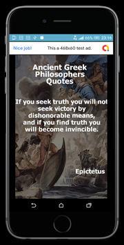 Epictetus Quotes poster
