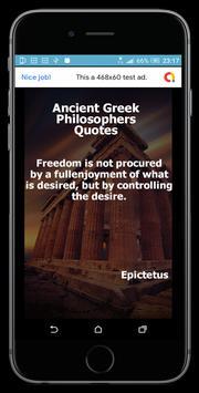 Epictetus Quotes screenshot 1