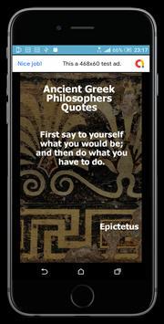 Epictetus Quotes screenshot 2