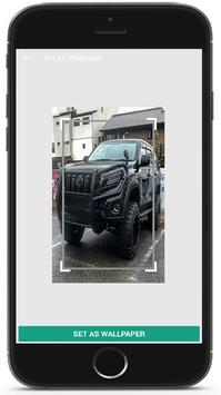 Pickup Truck Wallpaper HD 4K screenshot 2