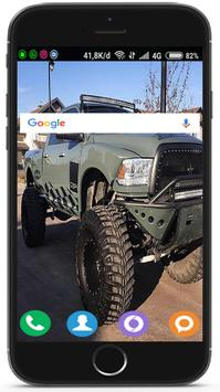 Pickup Truck Wallpaper HD 4K screenshot 4