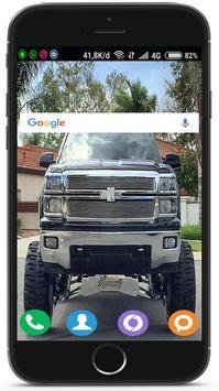 Pickup Truck Wallpaper HD 4K screenshot 6