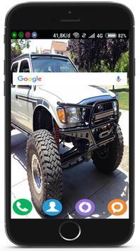 Pickup Truck Wallpaper HD 4K screenshot 7