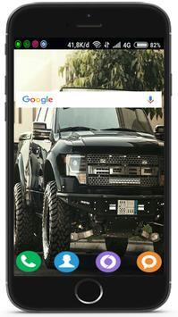 Pickup Truck Wallpaper HD 4K screenshot 8