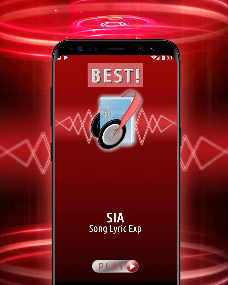 SIA Chandelier Alive Lyrics for Android - APK Download
