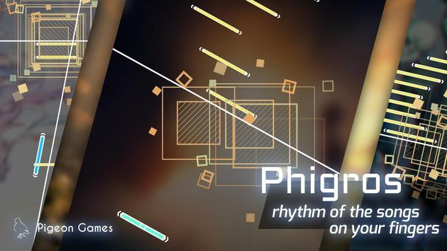Phigros الملصق