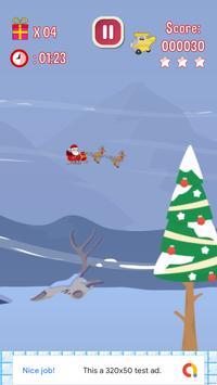 Santa Flyer poster