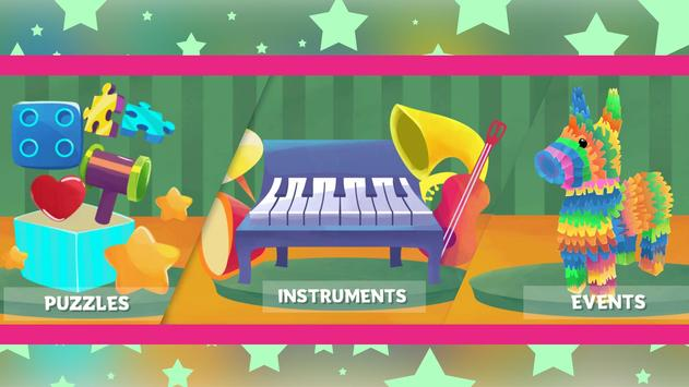 Kids Music Classes: 10+ Music Instruments screenshot 1