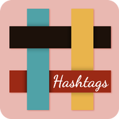 In HashTags for Followers & Likes icon