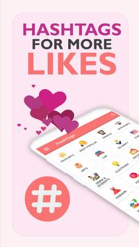 In HashTags for Followers & Likes poster