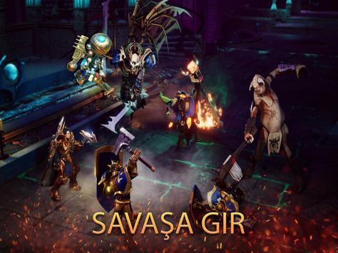Warhammer Age of Sigmar: Realm War Ekran Görüntüsü 10