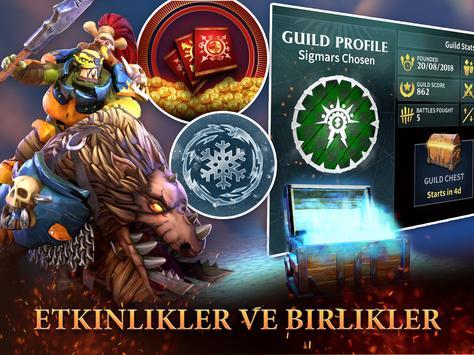 Warhammer Age of Sigmar: Realm War Ekran Görüntüsü 7