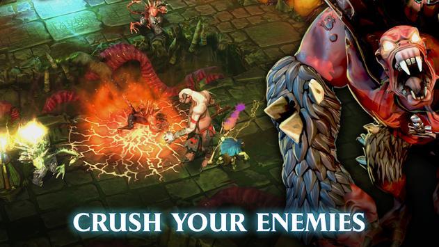 Warhammer Age of Sigmar: Realm War تصوير الشاشة 3
