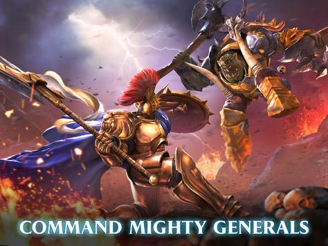 Warhammer Age of Sigmar: Realm War تصوير الشاشة 5
