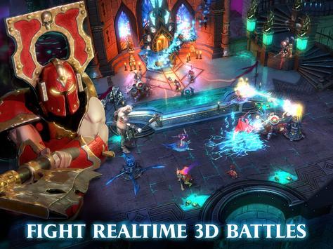 Warhammer Age of Sigmar: Realm War تصوير الشاشة 6