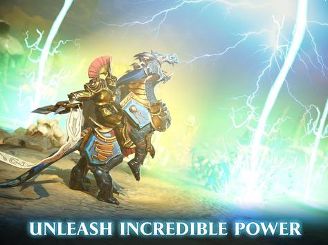 Warhammer Age of Sigmar: Realm War تصوير الشاشة 7