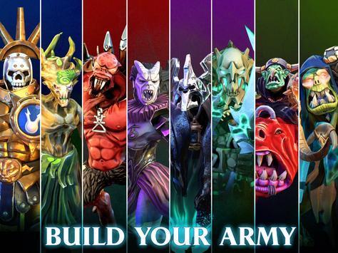 Warhammer Age of Sigmar: Realm War تصوير الشاشة 8