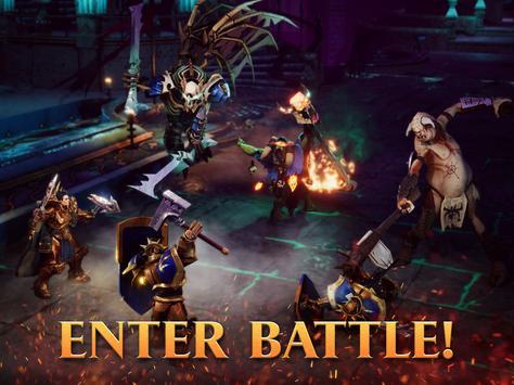 Warhammer Age of Sigmar: Realm War स्क्रीनशॉट 8