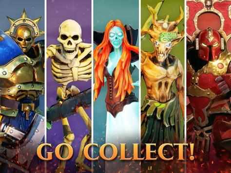 Warhammer Age of Sigmar: Realm War स्क्रीनशॉट 9