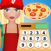 pizza cashier game 2 icon