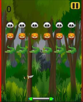 Bricks Breaker Revolt : Animal killer Kids Games screenshot 3