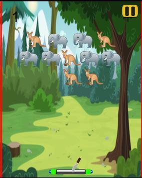 Bricks Breaker Revolt : Animal killer Kids Games poster
