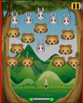 Bricks Breaker Revolt : Animal killer Kids Games screenshot 9