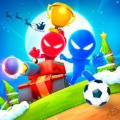 Stickman Partisi: 1-4 Oyunculu Oyunlar simgesi
