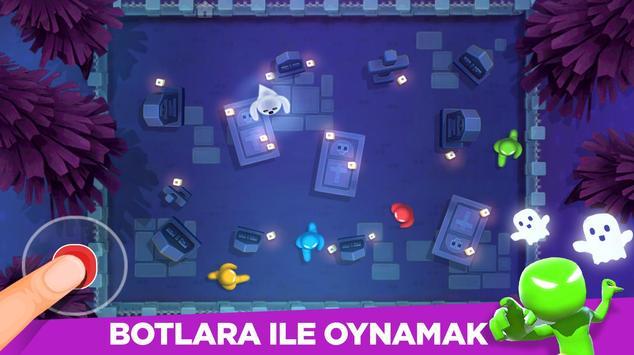 Stickman Partisi: 1-4 Oyunculu Oyunlar Ekran Görüntüsü 8