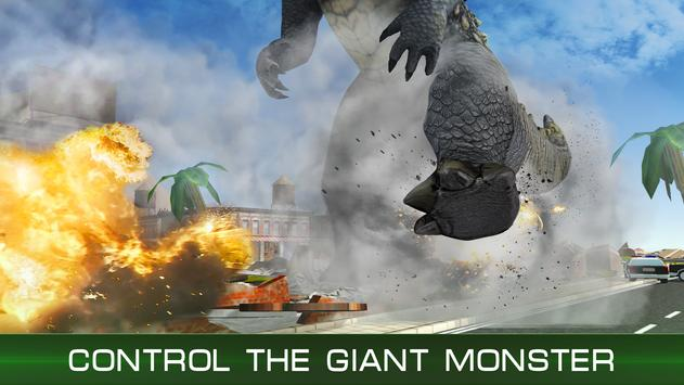 Monster evolution: hit and smash plakat