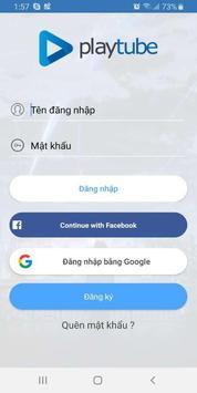 playtube-sharing-video screenshot 1