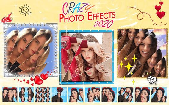 Crazy Photo Effects 2020 🤪 Echo Mirror Editor screenshot 8