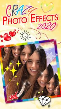 Crazy Photo Effects 2020 🤪 Echo Mirror Editor poster