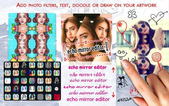 Crazy Photo Effects 2020 🤪 Echo Mirror Editor screenshot 13
