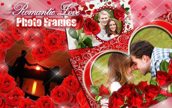 Molduras para Fotos Amor 💕 Colagem Romantica imagem de tela 6