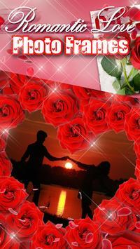 Molduras para Fotos Amor 💕 Colagem Romantica Cartaz