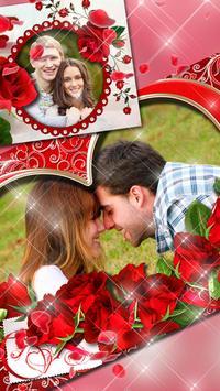 Molduras para Fotos Amor 💕 Colagem Romantica imagem de tela 1