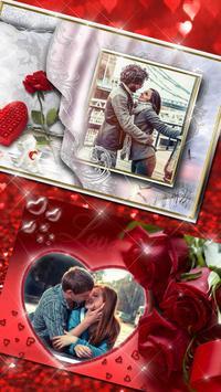 Molduras para Fotos Amor 💕 Colagem Romantica imagem de tela 2