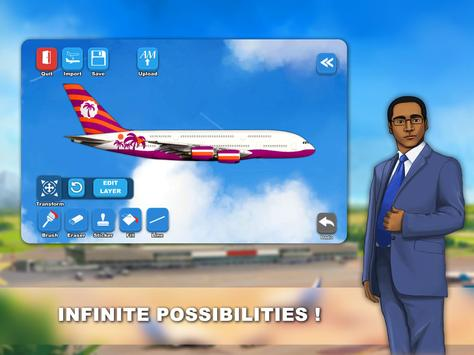 Airlines Painter screenshot 7