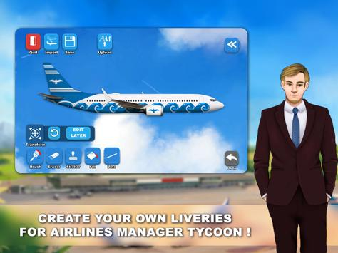 Airlines Painter screenshot 4