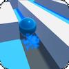 롤러 스플래쉬 : 미로를 통해 splast 공 롤 아이콘