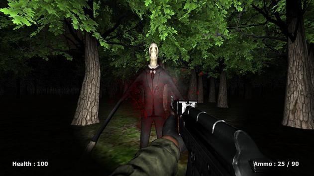 Slenderman Must Die Chapter 3 screenshot 3