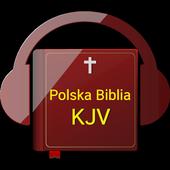 Polska Biblia - Polish Audio Bible Offline icon