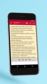 Polska Biblia - Polish Audio Bible Offline screenshot 2