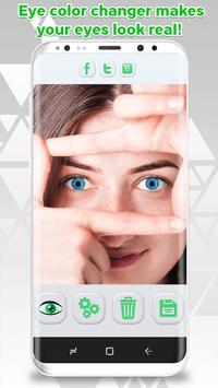 Eye Color Changer - Face App poster