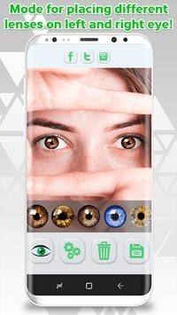 Eye Color Changer - Face App screenshot 1